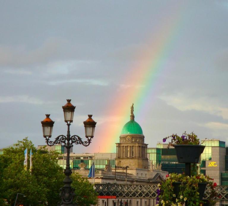 rainbow dublin