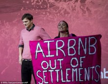 airbnb-protests